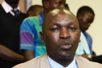 Burundis Minister Pascal Barandagiye am 14. Februar